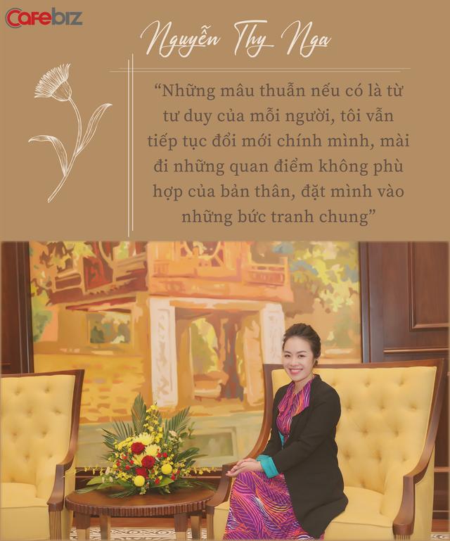 Doanh nhân Nguyễn Thy Nga: Giải thưởng phụ nữ kinh doanh quốc tế 2020 của Stevie Awards chỉ là phụ, lan toả hình ảnh Việt Nam ra thế giới mới là điều quan trọng nhất! - Ảnh 9.