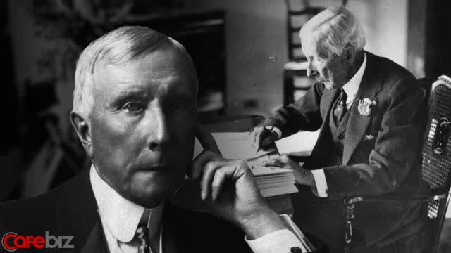 """""""Không ai giàu 3 họ"""", nhưng gia đình vua dầu mỏ Rockefeller đã trải dài 6 đời và vẫn đứng trên đỉnh cao của sự giàu có: Muốn được như vậy, có 3 điều bạn cần phải nhớ - Ảnh 2."""