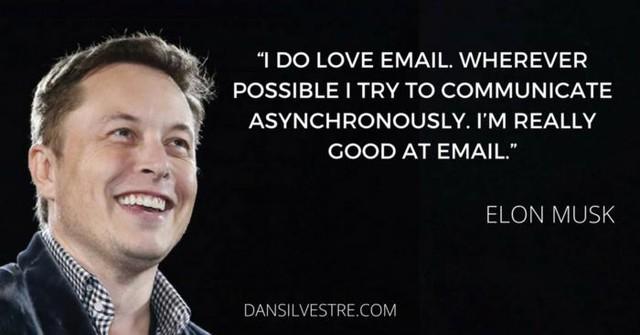 10 bí mật về năng suất đỉnh cao của Elon Musk, bạn có thể áp dụng: Tắt mọi thông báo làm phiền trên các thiết bị, từ chối họp vô bổ, cực kỳ thích email (P.2) - Ảnh 2.