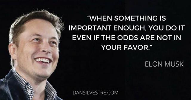 10 bí mật về năng suất đỉnh cao của Elon Musk, bạn có thể áp dụng: Đặt mục tiêu tham vọng đến không tưởng và theo đuổi nó, xác suất sẽ xảy ra (P.3) - Ảnh 3.