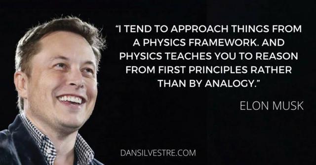 10 bí mật về năng suất đỉnh cao của Elon Musk, bạn có thể áp dụng: Tìm ra nguyên lý cơ bản, mọi vấn đề phức tạp sẽ được giải quyết (P.1) - Ảnh 4.