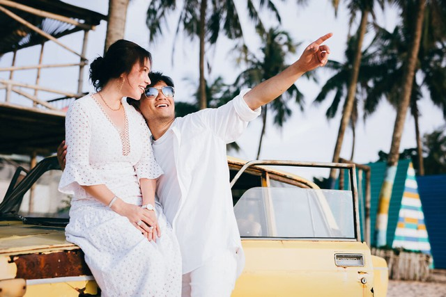 Vừa tài vừa đảm như vợ đại gia của Quý Bình: Là CEO công ty địa ốc hàng đầu Phú Quốc nhưng về nhà vẫn nhún nhường chồng - Ảnh 8.