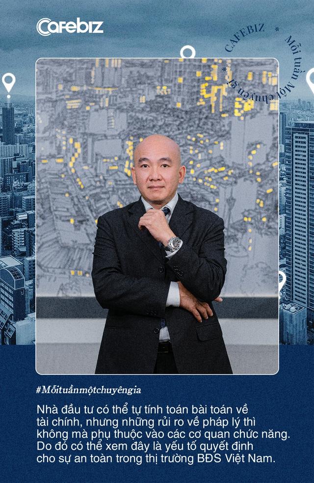 Tiến sĩ Sử Ngọc Khương: Còn quá sớm để nhà đầu tư Việt đặt cược vào bất động sản công nghiệp - Ảnh 4.