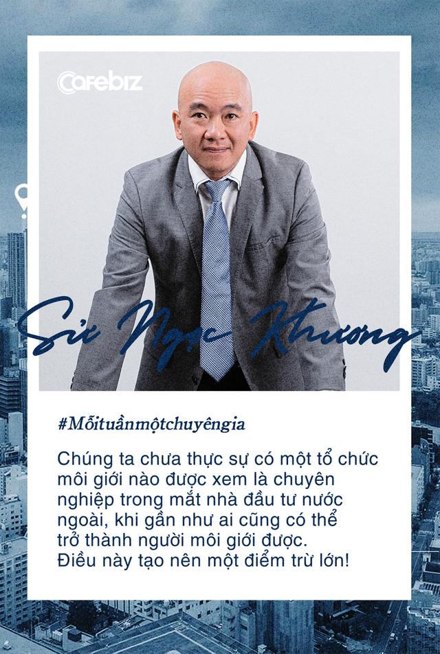 Tiến sĩ Sử Ngọc Khương: Còn quá sớm để nhà đầu tư Việt đặt cược vào bất động sản công nghiệp - Ảnh 7.