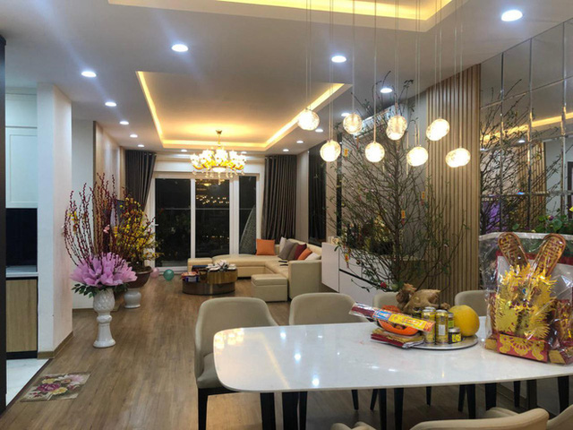 Sau 5 năm tích góp, vợ chồng giáo viên mua căn hộ 4,6 tỷ đồng, bỏ thêm 500 triệu decor theo style mới - Ảnh 2.