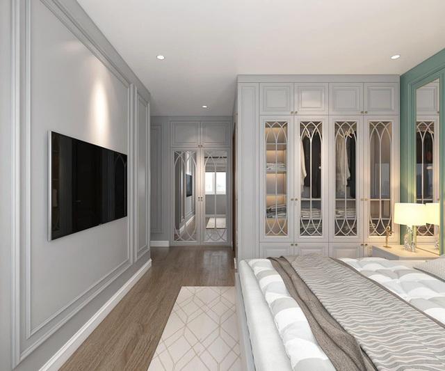 Sau 5 năm tích góp, vợ chồng giáo viên mua căn hộ 4,6 tỷ đồng, bỏ thêm 500 triệu decor theo style mới - Ảnh 12.