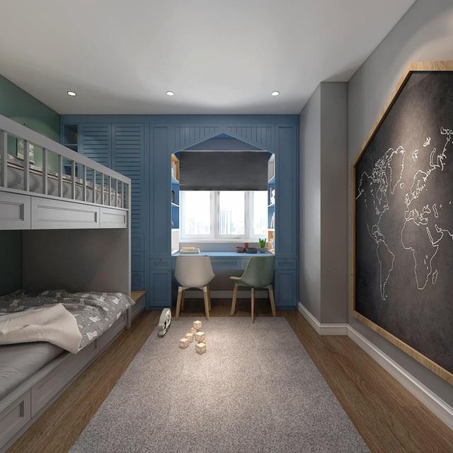 Sau 5 năm tích góp, vợ chồng giáo viên mua căn hộ 4,6 tỷ đồng, bỏ thêm 500 triệu decor theo style mới - Ảnh 13.