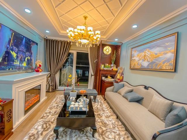 Sau 5 năm tích góp, vợ chồng giáo viên mua căn hộ 4,6 tỷ đồng, bỏ thêm 500 triệu decor theo style mới - Ảnh 4.