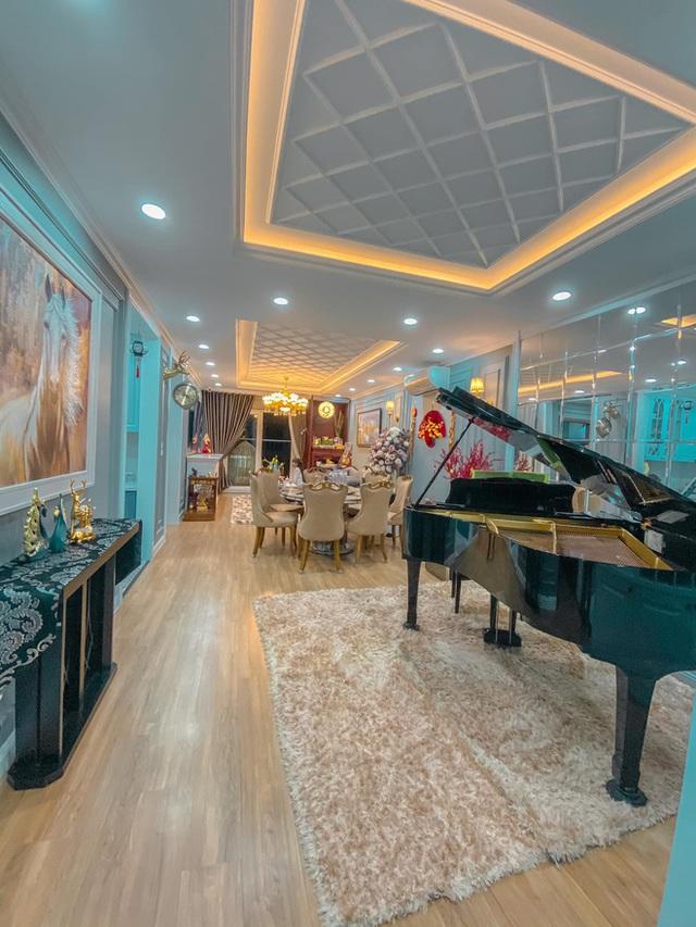 Sau 5 năm tích góp, vợ chồng giáo viên mua căn hộ 4,6 tỷ đồng, bỏ thêm 500 triệu decor theo style mới - Ảnh 6.