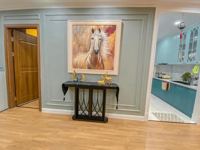 Sau 5 năm tích góp, vợ chồng giáo viên mua căn hộ 4,6 tỷ đồng, bỏ thêm 500 triệu decor theo style mới - Ảnh 9.