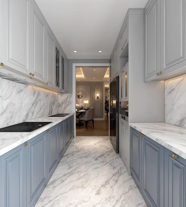 Sau 5 năm tích góp, vợ chồng giáo viên mua căn hộ 4,6 tỷ đồng, bỏ thêm 500 triệu decor theo style mới - Ảnh 10.
