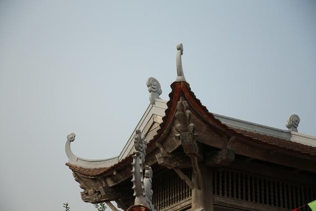 Vẻ đẹp trầm mặc và nên thơ của chùa Tam Chúc - Ảnh 9.