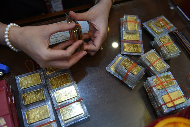 Trước ngày Thần Tài, một người bán 130 cây vàng thu về hơn 7,2 tỉ đồng - Ảnh 5.