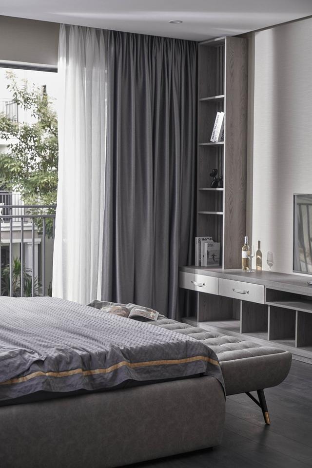 Vợ chồng trẻ có căn villa hai mặt tiền rộng 500m2 , phòng tắm chill như resort 5 sao - Ảnh 8.