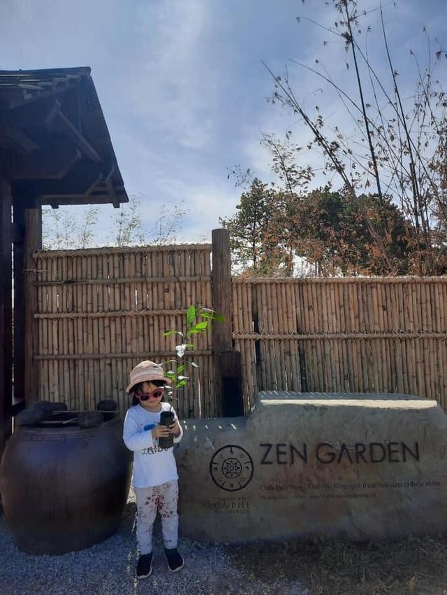 Vườn Zen gần 1ha trong tổ hợp BĐS của ông Đặng Lê Nguyên Vũ vừa khai trương: Xây theo kiến trúc chữa lành Thân – Tâm – Trí, thu vé vào cổng bằng… cây - Ảnh 8.