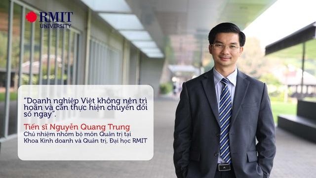 Trì hoãn chuyển đổi số có thể khiến doanh nghiệp Việt gặp rủi ro - Ảnh 1.