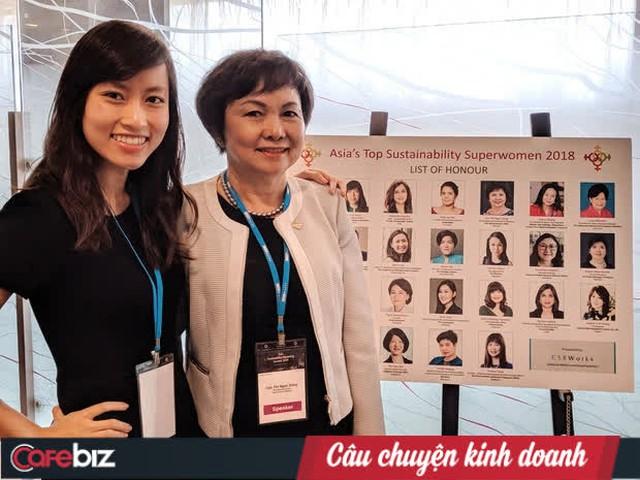 Chân dung 3 ái nữ nghìn tỷ của chủ tịch PNJ Cao Thị Ngọc Dung: Xinh đẹp, cá tính, đều là tiến sĩ Harvard và Oxford - Ảnh 3.