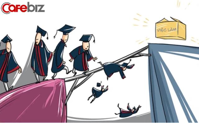 Nữ sinh tốt nghiệp đại học danh giá vẫn thất nghiệp, cắn răng đi làm lao công 20 tiếng/ngày nhưng lương tháng chỉ 5 triệu: Đọc lý do, đáng thương hay đáng trách?  - Ảnh 2.