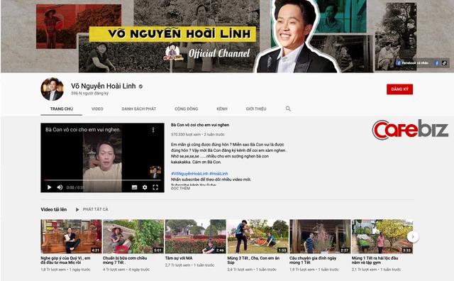 Tự nhận mù công nghệ, chậm chạp, Hoài Linh đạt nửa triệu súp sau 2 tuần chơi YouTube, thu về toàn clip triệu view trên Tiktok sau 1 tuần  - Ảnh 1.