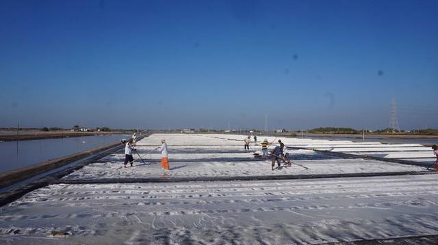 Cận cảnh nghề gieo nước biển đầu năm ở phương Nam - Ảnh 4.