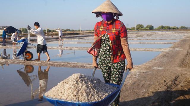 Cận cảnh nghề gieo nước biển đầu năm ở phương Nam - Ảnh 10.