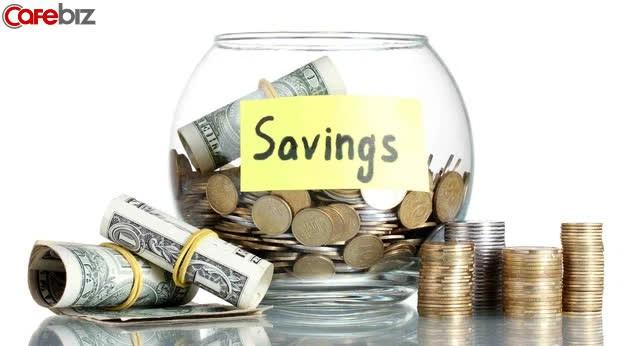 Tiết kiệm tiền là cách đầu tư thần kỳ nhất: Gửi 15-20% thu nhập hàng tháng vào một tài khoản riêng và sử dụng 80% còn lại cho các chi phí khác - Ảnh 1.