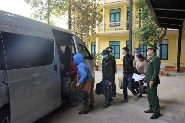 Triệt xóa 2 đường dây đưa người vượt biên trái phép trong mùa dịch Covid-19 ở Nghệ An - Ảnh 2.