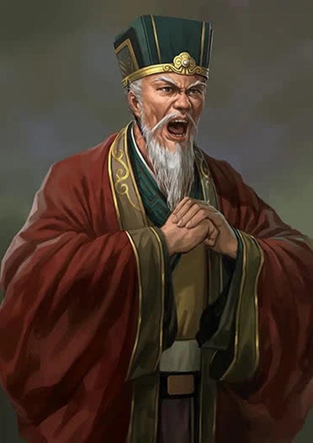 Mưu sĩ có năng lực kém cỏi nhất thời Tam Quốc, cũng may Tôn Quyền không trọng dụng, nếu không Đông Ngô đã sớm bị xóa sổ - Ảnh 2.