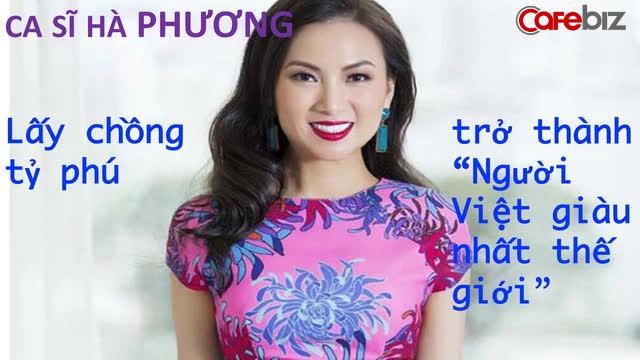 Lấy chồng tỷ phú từng khiến Donald Trump sôi máu, trở thành người Việt giàu nhất thế giới, cuộc sống của Hà Phương - em gái Cẩm Ly, bây giờ ra sao? - Ảnh 2.