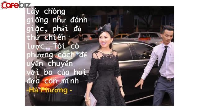 Lấy chồng tỷ phú từng khiến Donald Trump sôi máu, trở thành người Việt giàu nhất thế giới, cuộc sống của Hà Phương - em gái Cẩm Ly, bây giờ ra sao? - Ảnh 19.