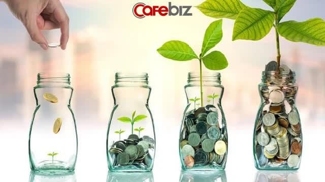 Tiết kiệm tiền là cách đầu tư thần kỳ nhất: Gửi 15-20% thu nhập hàng tháng vào một tài khoản riêng và sử dụng 80% còn lại cho các chi phí khác - Ảnh 2.