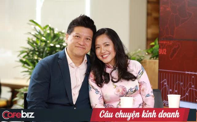 Vợ chồng Sonny Vũ - Lê Diệp Kiều Trang: Khởi nghiệp cần sáng tạo, nhưng người trẻ Việt coi sáng tạo là áp lực thay vì ước mơ trong sáng - Ảnh 1.