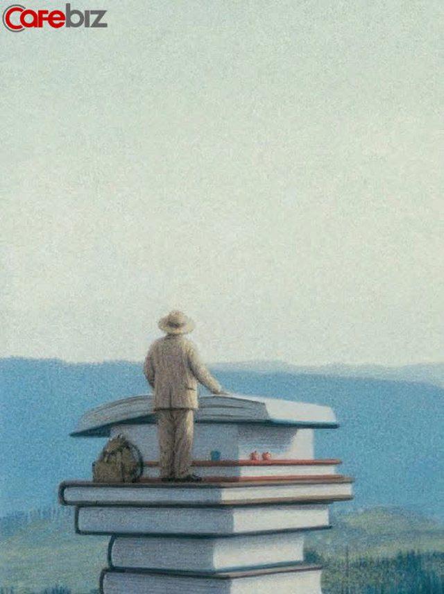 Bản lĩnh của một người ẩn giấu đằng sau những trang sách người ấy đọc - Ảnh 1.