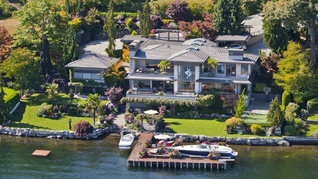 """Những người giàu nhất nước Mỹ sống ở đâu? Cơ ngơi của họ rốt cuộc """"khủng"""" ra sao? - Ảnh 12."""