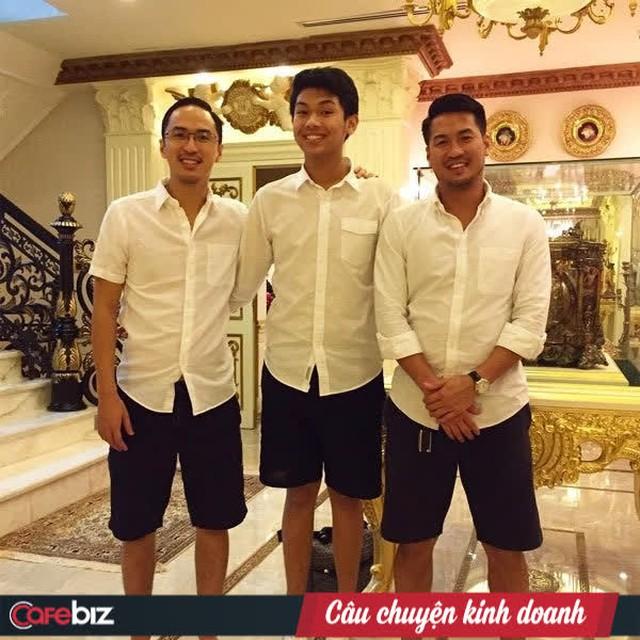 """Những người con của """"vua hàng hiệu"""" Johnathan Hạnh Nguyễn: Sinh ra từ vạch đích, kế nhiệm mảng kinh doanh nghìn tỷ từ cha - Ảnh 8."""
