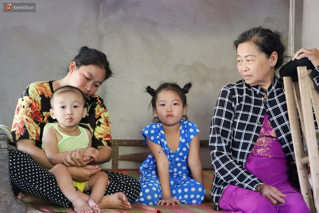 Chồng bỏ, người mẹ trẻ ôm 2 con khờ cầu cứu: Em chỉ ước con mình được chữa bệnh - Ảnh 18.