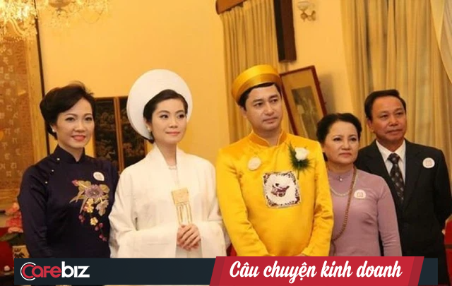 Ái nữ xinh đẹp của BĐS Nam Cường: Là người thừa kế duy nhất, cùng mẹ lèo lái cơ nghiệp cha để lại, 20 tuổi đảm đương vị trí Phó chủ tịch Tập đoàn - Ảnh 1.