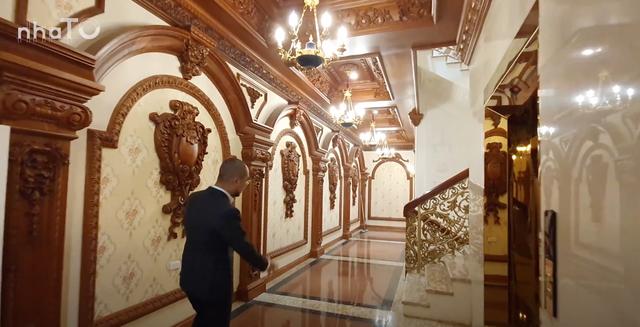 Lạc lối trong cung điện lớn nhất ĐNA của đại gia Thành Thắng Group: Cao bằng toà nhà 18 tầng, 20 phòng ngủ, dát vàng khắp nơi  - Ảnh 9.