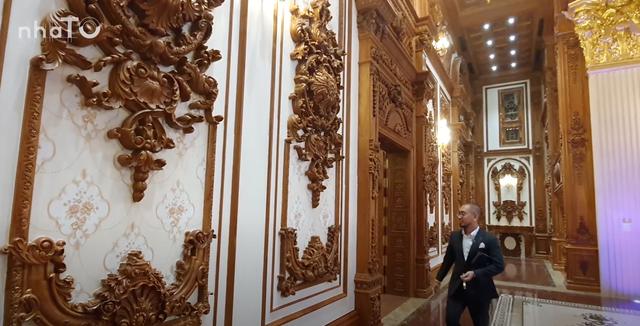 Lạc lối trong cung điện lớn nhất ĐNA của đại gia Thành Thắng Group: Cao bằng toà nhà 18 tầng, 20 phòng ngủ, dát vàng khắp nơi  - Ảnh 8.