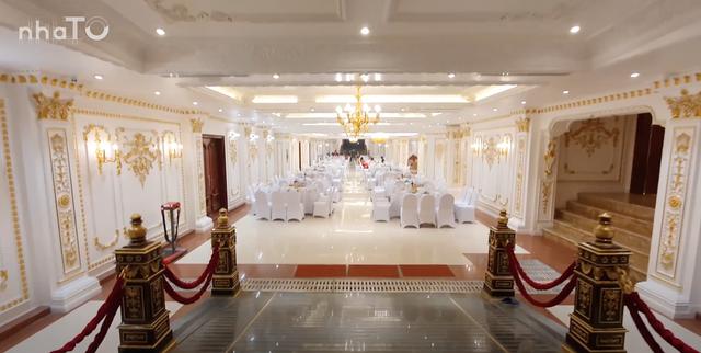 Lạc lối trong cung điện lớn nhất ĐNA của đại gia Thành Thắng Group: Cao bằng toà nhà 18 tầng, 20 phòng ngủ, dát vàng khắp nơi  - Ảnh 17.