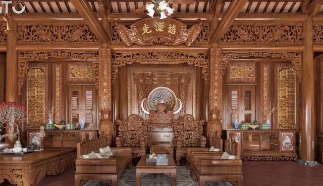 Lạc lối trong cung điện lớn nhất ĐNA của đại gia Thành Thắng Group: Cao bằng toà nhà 18 tầng, 20 phòng ngủ, dát vàng khắp nơi  - Ảnh 15.