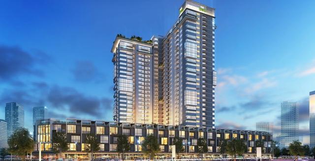4 chung cư ở Hà Nội đang có giá bán dưới 1 tỷ đồng cho người độc thân và các gia đình trẻ có mức thu nhập trung bình - Ảnh 1.