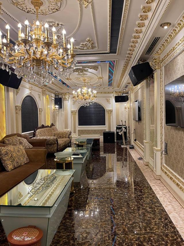 Biệt thự 7 tầng của đại gia ngành sắt Việt giàu lên từ thu mua sắt vụn: Độ hoành tráng sánh ngang lâu đài, tổng giá trị cỡ 300 tỷ - Ảnh 17.