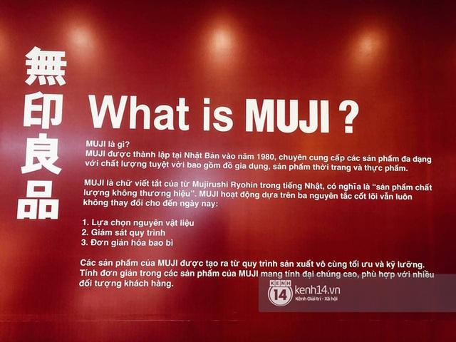 Hot: MUJI âm thầm căng bạt đỏ tại Vincom Center Metropolis, ngày khai trương tại Hà Nội chẳng còn xa - Ảnh 6.