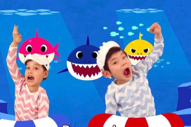 Bài hát gây nghiện Baby Shark Dance tiếp tục giật kỷ lục: Lượt view chính thức vượt mốc dân số thế giới - Ảnh 1.