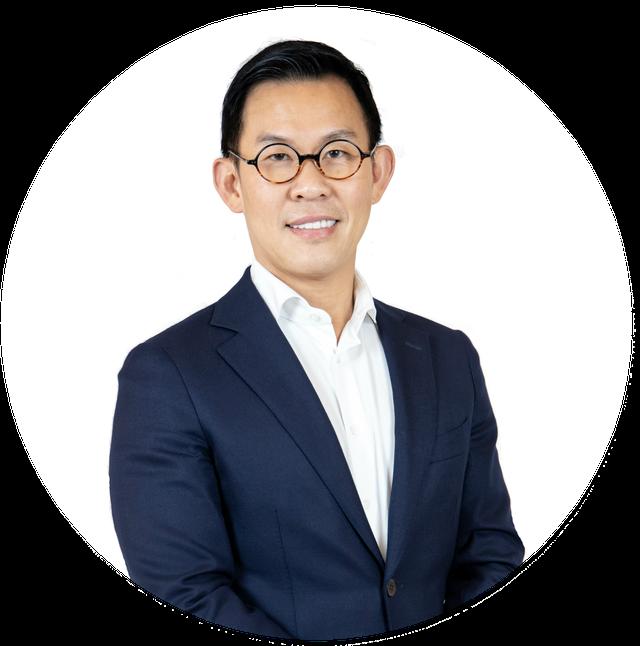 Ông David Heng - CEO của ABC World Asia