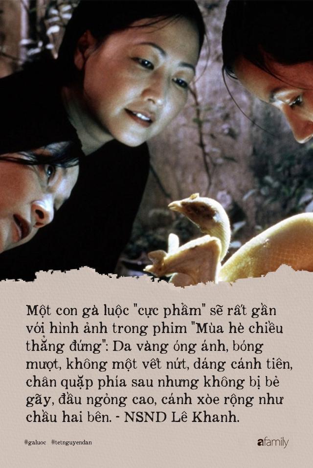 Lý do gà luộc là món không được phép thiếu trong mâm cỗ Việt, kén được kê vương từng khiến NSND Lê Khanh phải xuýt xoa thì cả năm may mắn, sung túc - Ảnh 1.