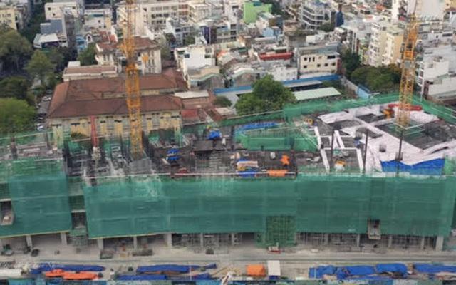Siêu dự án Spirit of Saigon đổi chủ, hút 14.000 tỷ trong nửa năm