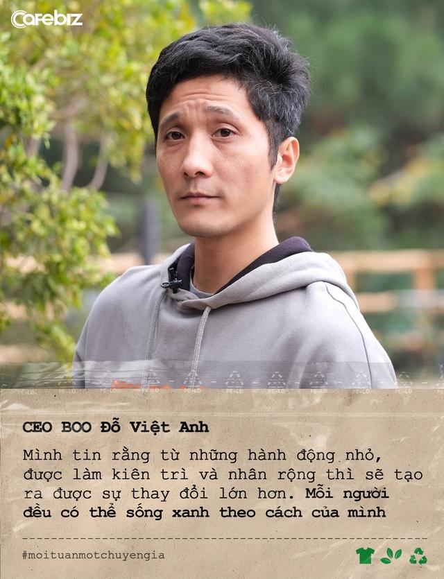 CEO BOO Đỗ Việt Anh: Thời trang xanh sẽ trở thành xu hướng rất lớn trong tương lai gần - Ảnh 6.