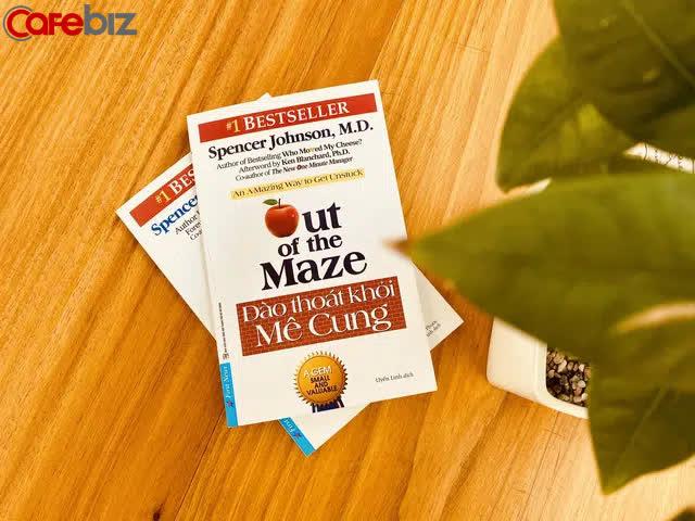Đọc đúng sách giúp mở rộng tư duy: 5 cuốn sách ý nghĩa, thiết thực nên đọc trong năm 2021 - Ảnh 3.